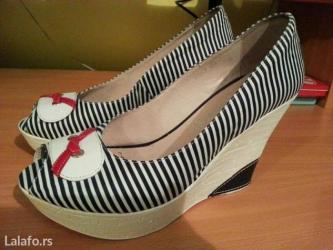 Braon kozne sandale broj pitajte - Srbija: Snizenooo! Kozne sandale broj 40! Jednom obuvane!