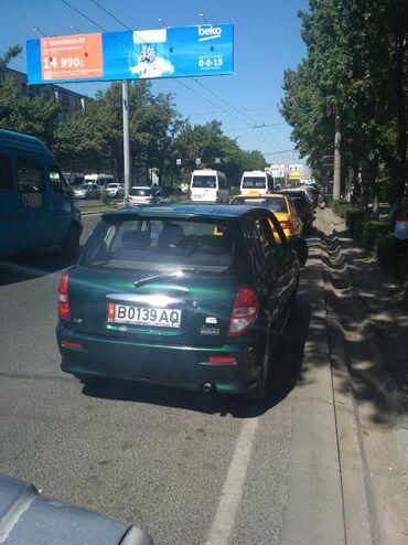 Daihatsu в Бишкек: Daihatsu Sirion 1.3 л. 2004 | 300 км
