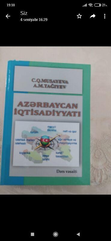 kimya - Azərbaycan: Azərbaycan İqtisadiyyatı-20 AZN Kimya Hədəf-7 AZN İngilis dili Tq
