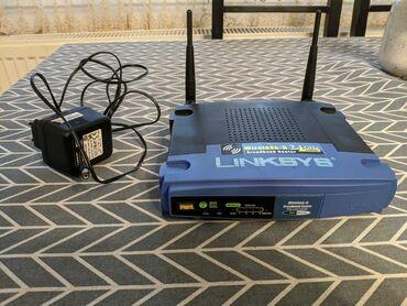 Elektronika - Odzaci: RUTER Linksys WRT54GL sa DD-WRT FirmwareLinksys WRT54GL sa DD-WRT