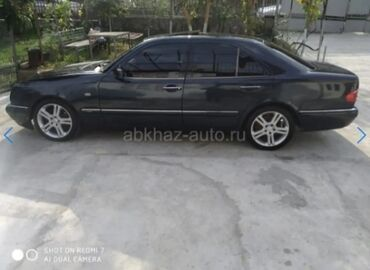 Mercedes-Benz 3.2 л. 2002