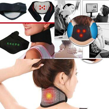 Уход за телом - Душанбе: Турмалиновая накладка применяется для физиотерапевтического прогревани