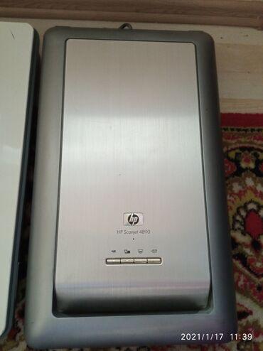 сканер fujitsu fi 4220c в Кыргызстан: Продаю сканер, Hp scanjet. В хорошем состоянии, сканирует отлично. В