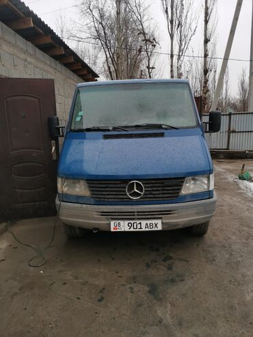 Mercedes-Benz - Цвет: Синий - Сокулук: Mercedes-Benz Sprinter 2.3 л. 1998