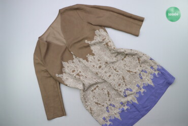 Жіноча сукня з візерунком, р. L   Довжина: 87 см Довжина рукава: 41 см
