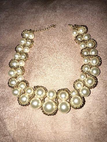 Ostali nakit - Srbija: Biserna ogrlica