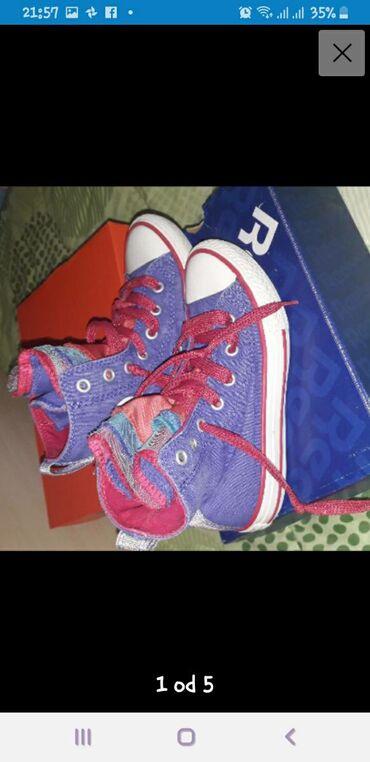 Dečije Cipele i Čizme | Zrenjanin: Convers 30,kao nove