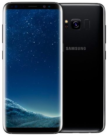 Samsung Galaxy S8 Plus Duos Black в Bakı