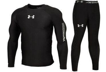 Термобелье under armour coldgear polartec®. в Бишкек