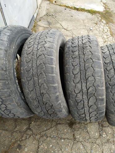 шины 265 65 r17 в Кыргызстан: Шины всесезонка R17 265/65 цена 2500с