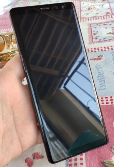 Not 5 - Azərbaycan: Samsung Galaxy Note 8 64 GB qara