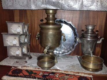 somovar - Azərbaycan: Antik somovar