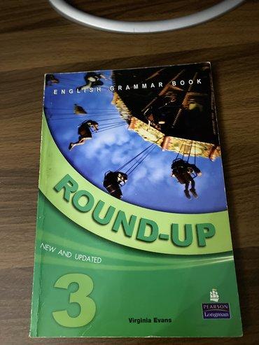pocket book - Azərbaycan: Round - up 3 grammar book Virginia Evans