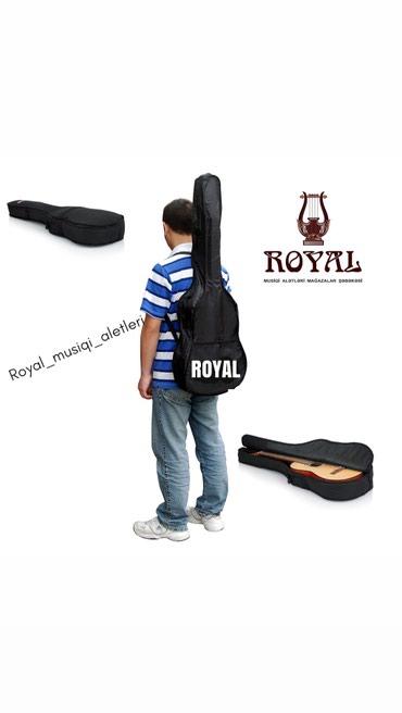 Bakı şəhərində Gitara uchun çanta(qalın)