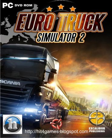 Euro truck simulator 2 igrica za pc.Ne za playstation. - Nis