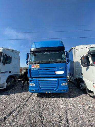даф в Кыргызстан: Продаю седельный тягач DAF XF105.410 EURO 5, 2009 года выпуска, объём