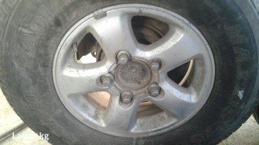 Распродажа колесных дисков поштучно (один, два) на внедорожники: литые в Бишкек