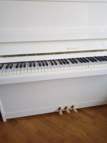 """Musiqi alətləri - Azərbaycan: Pianino""""Weinbach""""pianino çexiya istehsalı, çatdirilma ve kökleme"""