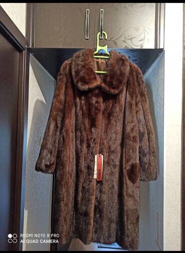 Продается норковая шуба,длина французская, размер 54,носили 1сезон,хор