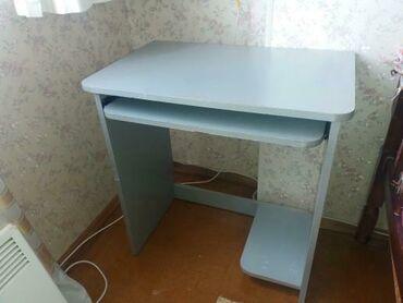 Kompyuter masasi. Qiymet 38man. Unvan:#yeni yasamal Kod 1078