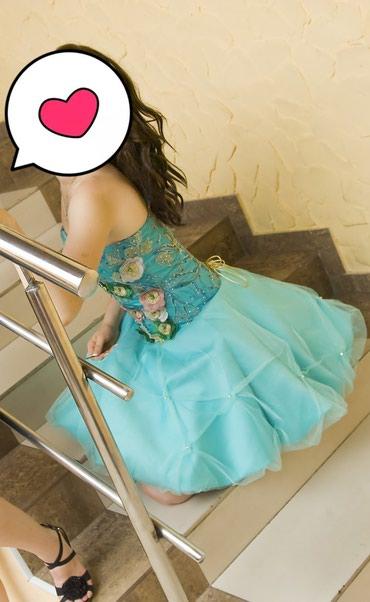 Платье на выпускной. Эксклюзивное  в Бишкек