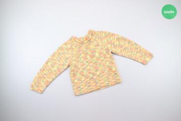 Дитячий різнокольоровий светрик     Довжина: 38 см Рукав: 42 см Напіво