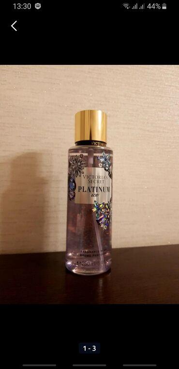 Мист v/s из коллекции platinum ice.Заказывала на официальном
