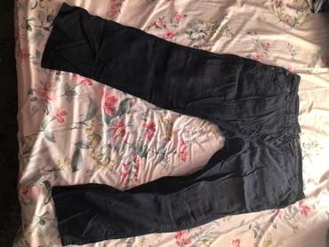 Мужские Льняные брюки, 2хl, хорошее состояние