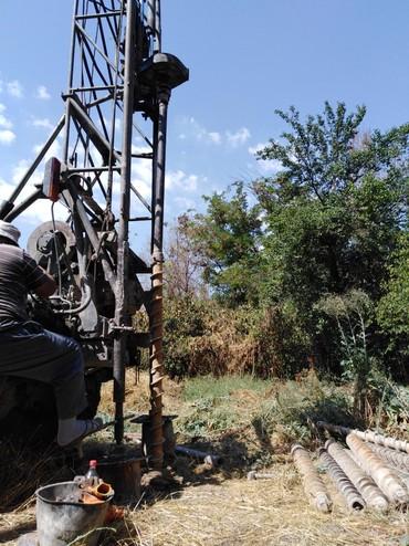 бурим скважины бишкек в Кыргызстан: Бурим скважины Суу чыгарабыз