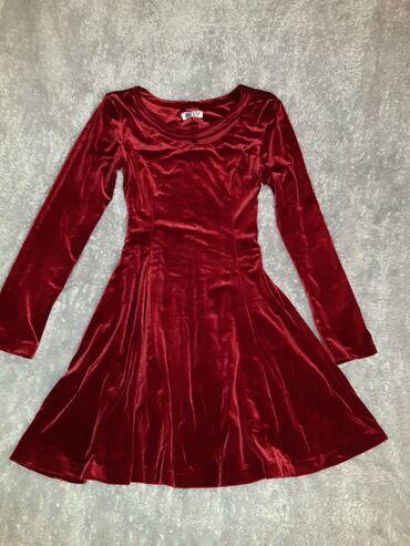 повседневное платье из бархата в Кыргызстан: Платье Вечернее Regular M