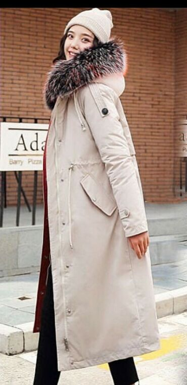 женское платье размер 46 48 в Кыргызстан: Женские  Зимние ❄ Куртки  Размеры 44-46-48-50
