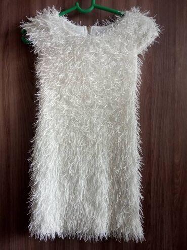 Женская одежда - Беш-Кюнгей: Платье на возраст 8- 9-10лет очень красивоедоча одевала один раз