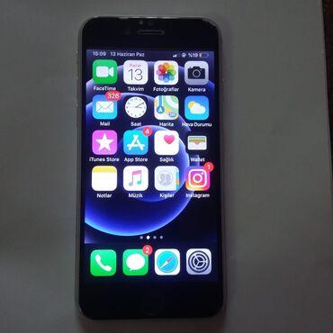 IPhone 6 | 64 GB | Boz (Space Gray) | Yeni