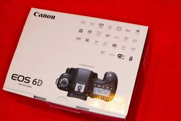Электроника - Тюп: Canon EOS 6d (новый),в комплекте всё что на фото. Купил, и не