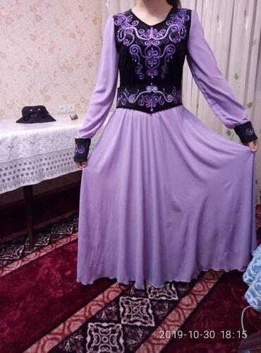 Продается новое национальное, красивое платье за 1500 сом 46-48 размер