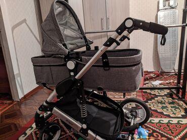 usaq kravati в Кыргызстан: Продаю коляску в Оше, практически новая