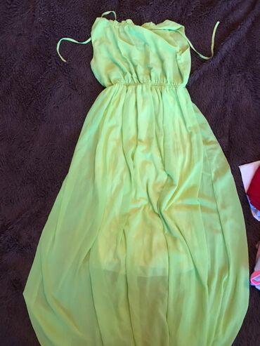 Продам платье в идеальном состоянии. Размер S. 700 сом