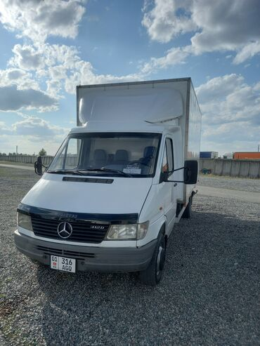 купить мерседес спринтер рефрижератор в россии в Кыргызстан: Mercedes-Benz Sprinter 2.9 л. 1997 | 350000 км