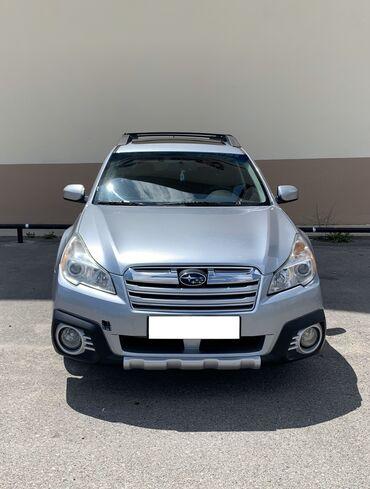 Subaru Outback 2.5 л. 2012 | 92800 км