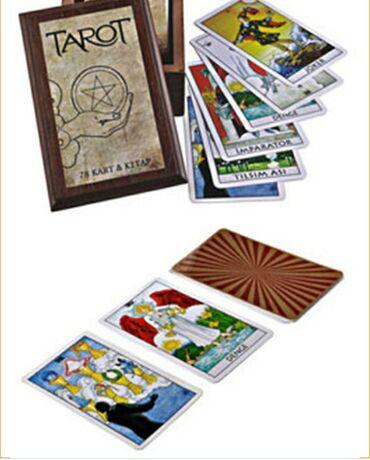 futbol kartlari - Azərbaycan: Taro kartlari satişta
