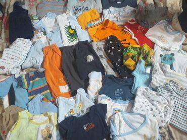 Paket za bebu od rodjenja do 12 m ceo paket za 2000 din bez ostecenja