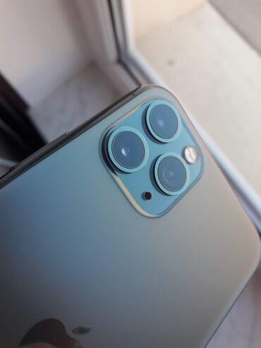 İşlənmiş IPhone 11 Pro 256 GB Yaşıl