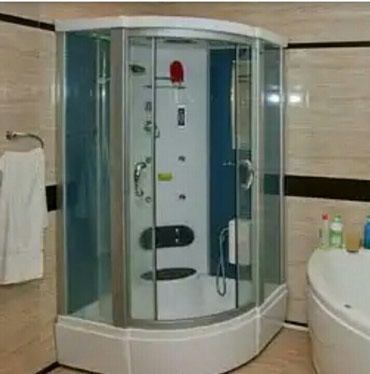 Установка монтаж подключение душ в Бишкек