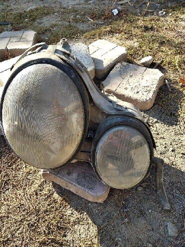 загадка про подушку в Кыргызстан: Продаю правую фару, верхней и нижней рычак на всё про всё 4000 сом