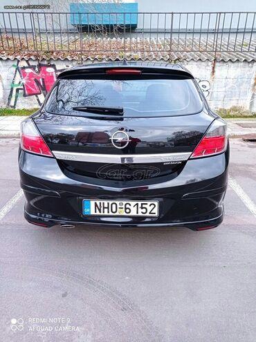 Opel Astra 1.6 l. 2007 | 104600 km