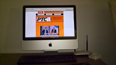 Računari, laptopovi i tableti   Arandjelovac: Apple iMac early 2008Prodajem potpuno ispravan Apple iMac easrly 2008