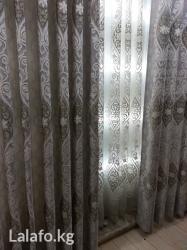 Продаю Новые готовые шторы с покрывалом для спальни из Гуанчжоу высота в Бишкек