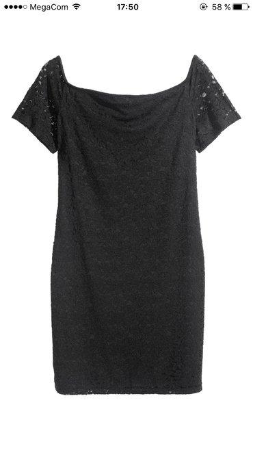 Платье коктейльное h&m 42 размер l в Бишкек