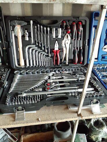 force инструменты в Кыргызстан: Набор инструментов FORCE 142PCS  Лучший качество номер1#