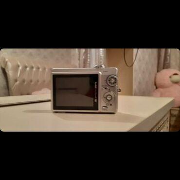 Fotoaparatlar - Gəncə: Fotoaparar kofak 7.1 meqapilsel yaddaş 1rlik kat gedir yenidir